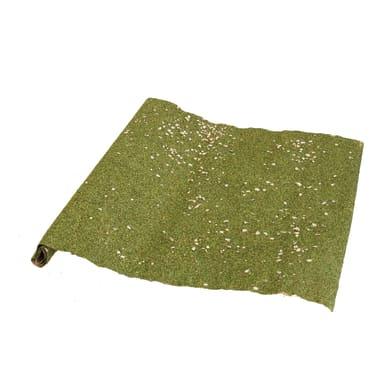 Carta con pietrisco verde L 70 H 50 cm
