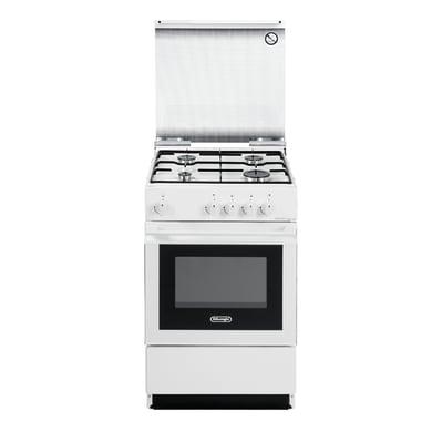 Cucina freestanding manuale con manopole DE LONGHI SGW 554 GN N