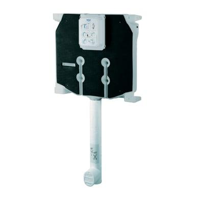 Cassetta wc a incasso GROHE 38993000 pulsante doppio comando 9 L