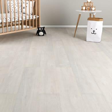 Pavimento laminato Delmas Sp 7 mm grigio / argento