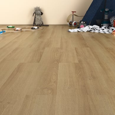 Pavimento laminato Glenmore Sp 7 mm marrone