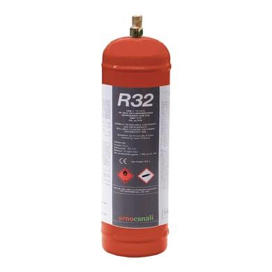 Bombola gas refrigerante climatizzatore R32 2 L 1.8 kg