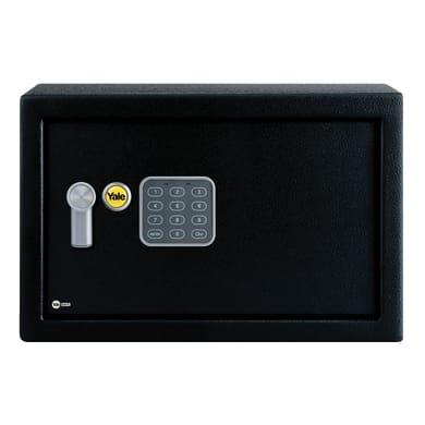 Cassaforte con codice elettronico YALE da mobile con fissaggio 31 x 20 x 20 cm