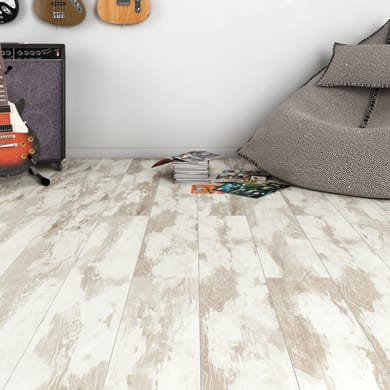 Pavimento laminato Carolina Sp 8 mm beige