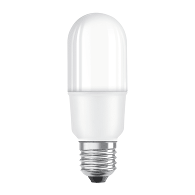 Lampadina LED E27 tubo bianco caldo 8W = 700LM (equiv 53W) 200° OSRAM