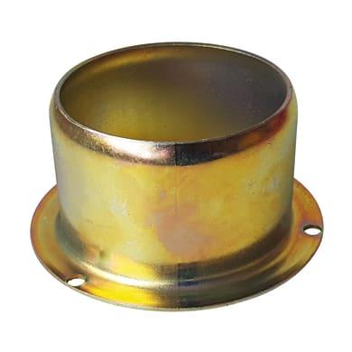 Adattatore in acciaio per stufa a pellet