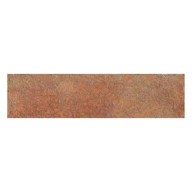 Battiscopa Casale Antico H 8 x L 33 cm cotto