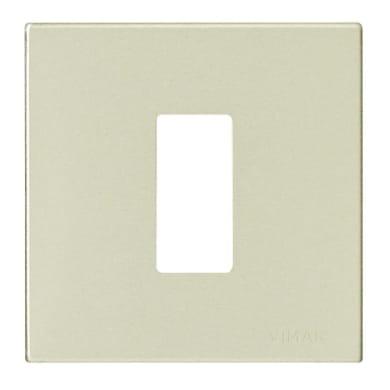Placca VIMAR 8000 1 modulo oro