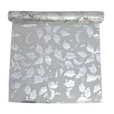 Runner Artic argento 36x270 cm
