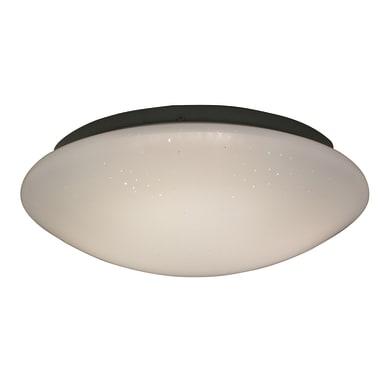 Plafoniera Modica bianco, in plastica, diam. 40, LED integrato 24W 1600LM IP20 INSPIRE