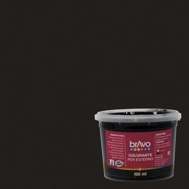 Colorante liquido universale per esterni 100 ml nero ossido