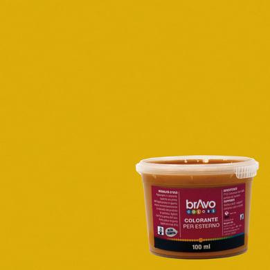 Colorante liquido universale per esterni 100 ml giallo ossido