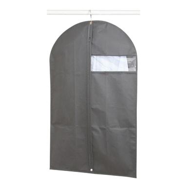 Custodia per vestiti grigio L 60 x Sp 2 x H 100 cm