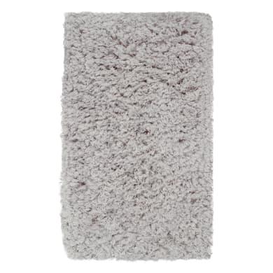 Tappeto Fluffy , grigio, 60x100 cm