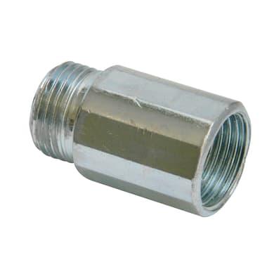Prolunga 1/2 x 30 mm maschio / femmina in metallo