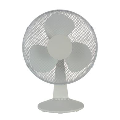 Ventilatore da ufficio EQUATION MOE2 40 cm bianco 45 W Ø 40 cm
