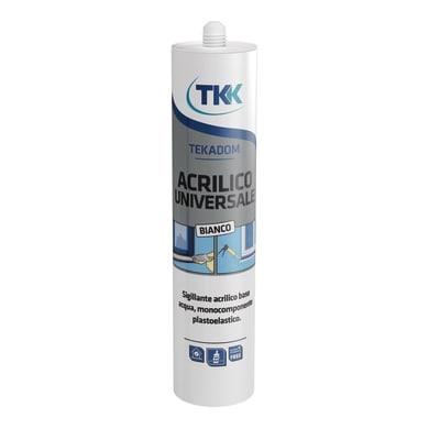 Silicone SOUDAL Tekadom acryl universal bianco 280 ml