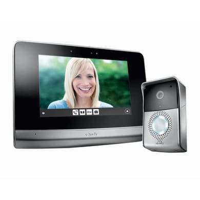 Videocitofono ip monofamiliare  SOMFY V500 2 fili