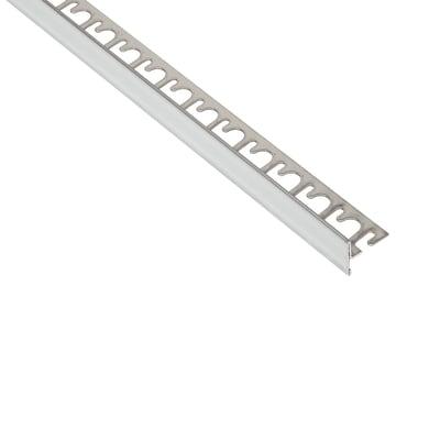 Giunto di dilatazione e frazionamento Protermstep Acc acciaio 2.5 x 270 cm