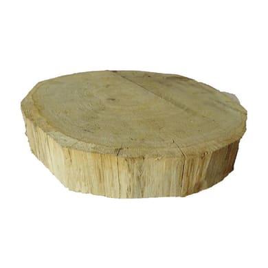 Rondella tondo in rovere verniciato 50 mm Ø 300 mm10 pezzi