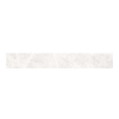 Battiscopa Marmi Grey H 10 x L 60 cm grigio