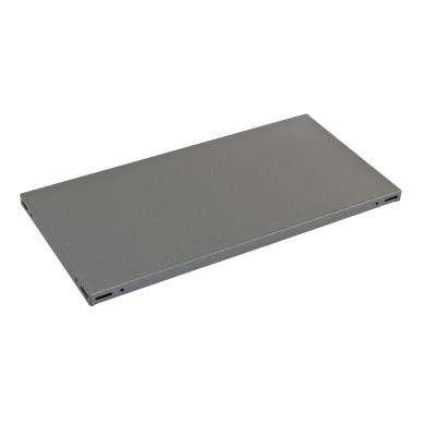 Ripiano L 80 x H 3 x P 50 cm grigio