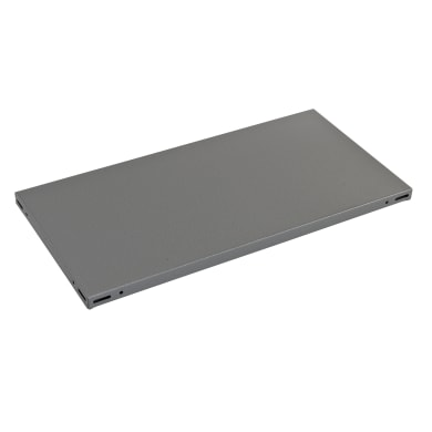Ripiano L 90 x H 3 x P 30 cm grigio