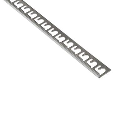 Profilo angolare interno Proterminal Acc acciaio 2.5 x 270 cm