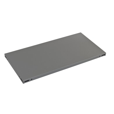 Ripiano L 100 x H 3 x P 30 cm grigio