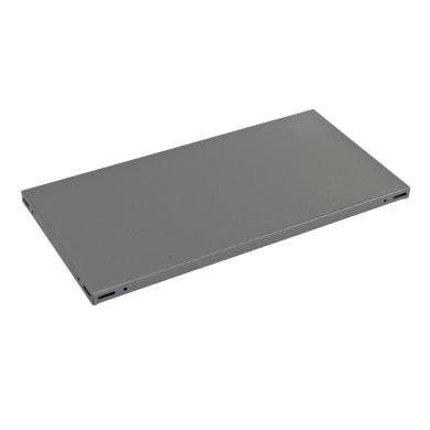 Ripiano L 100 x H 3 x P 40 cm grigio