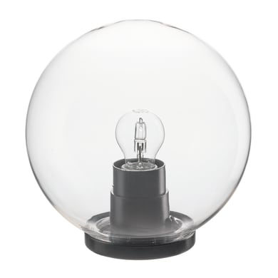 Lampada da esterno 50004 , in plastica, E27 IP44