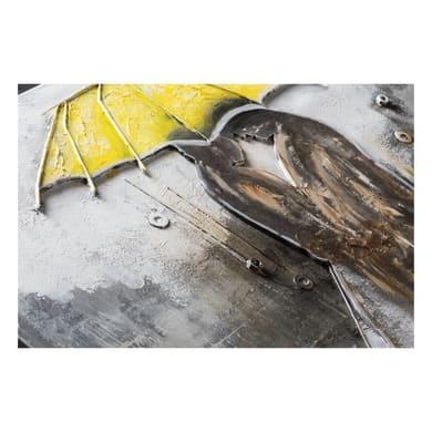 Dipinto su tela Ombre 96.6x126.6 cm