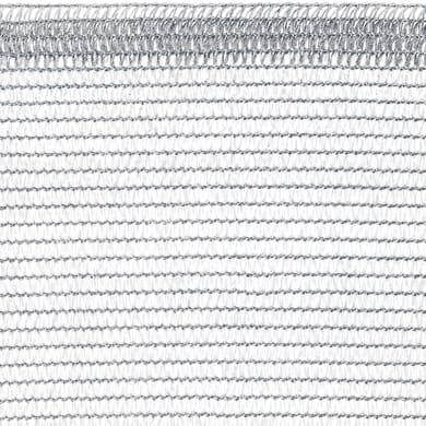Rete ombreggiante TENAX Soleado in White H 1.5 m