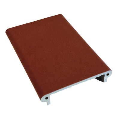 Torello Bismantova H 4 x L 30 cm rosso