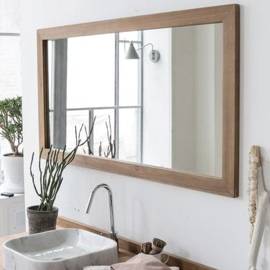 Specchio non luminoso bagno rettangolare Tona L 140 x H 70 cm TIKAMOON