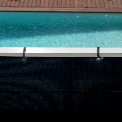Rete ombreggiante TENAX Texstyle Privé Dark H 1.5 m
