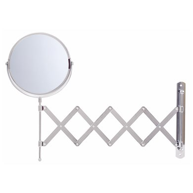 Specchio ingranditore tondo Estensibile Ø 17 cm