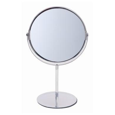Specchio ingranditore tondo Piantana Ø 16 cm