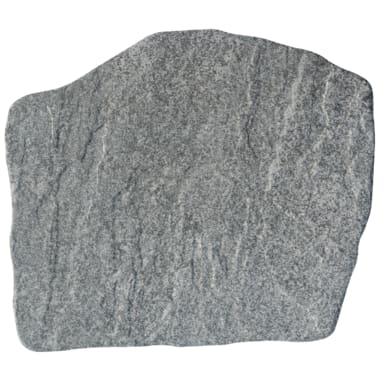 Traversa in pietra naturale grigio L 42 x H 2 cm