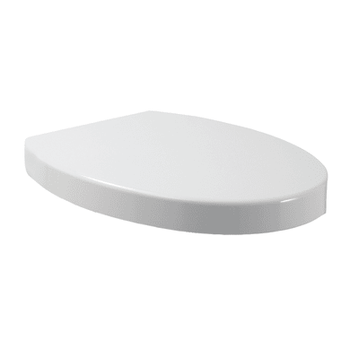 Copriwater ovale Originale per serie sanitari Full 48 termoindurente bianco
