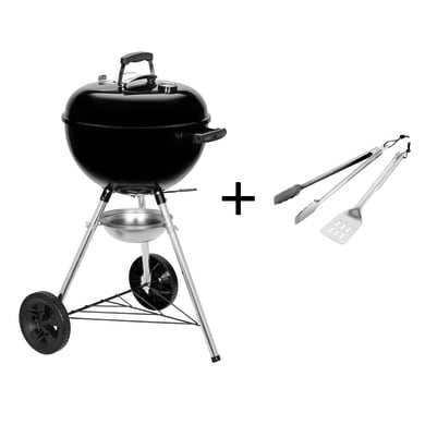Barbecue carbone WEBER Kettle D.47 cm