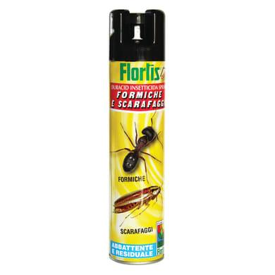 Insetticida spray per formiche, ragni, scarafaggi FLORTIS 400