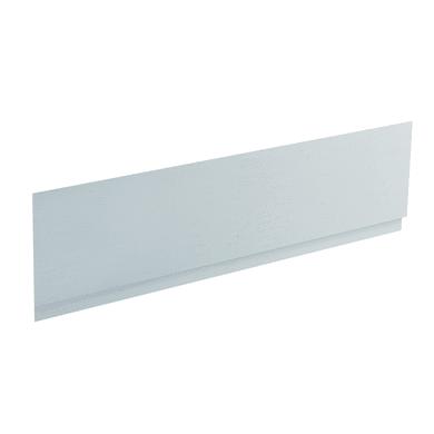 Pannello di rivestimento vasca frontale Egeria acrilico bianco L 170 x H 50 cm