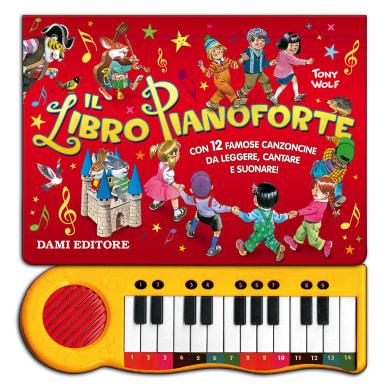 Libro Il libro pianoforte Dami editore