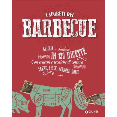 Libro I segreti del barbecue Giunti Editore
