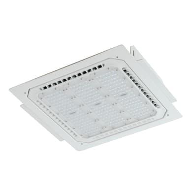 Proiettore LED integrato ENERGY-80PL in alluminio, bianco, 80W 10500LM IP44
