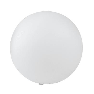 Lampada da esterno Sfera Geco , in plastica, luce colore cangiante<multisep/>bianco, LED integrato