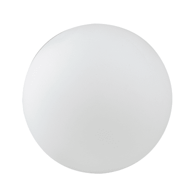 Lampada da esterno Sfera Geco H40cm, in plastica, luce colore cangiante<multisep/>bianco, LED integrato 240LM IP65