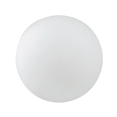 Lampada da esterno Sfera Geco H50cm, in plastica, luce colore cangiante<multisep/>bianco, LED integrato 240LM IP65