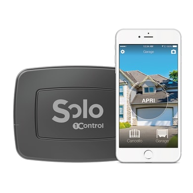 Serratura elettronica smart lock 1CONTROL Apricancello e garage Bluetooth